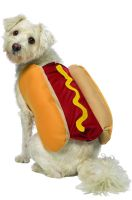 Hot Dog Dog Costume
