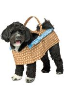 Doggie Basket Pet Costume