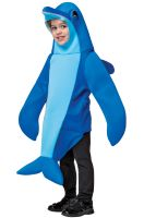 Dolphin Toddler Costume