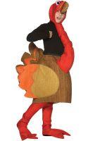 Turkey Child Costume (7-10)