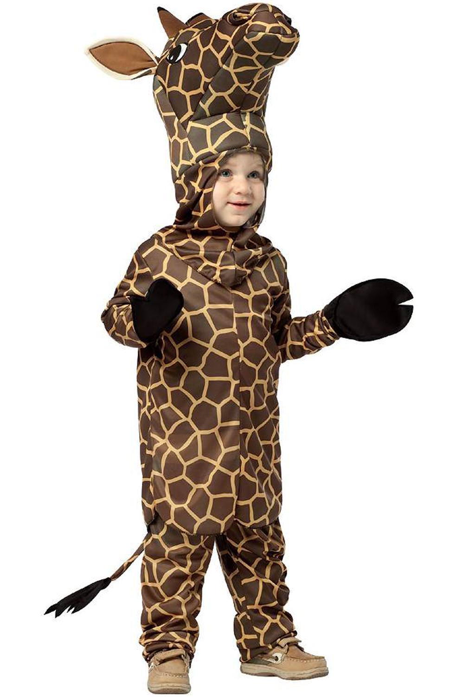 Giraffe Toddler Costume - PureCostumes.com