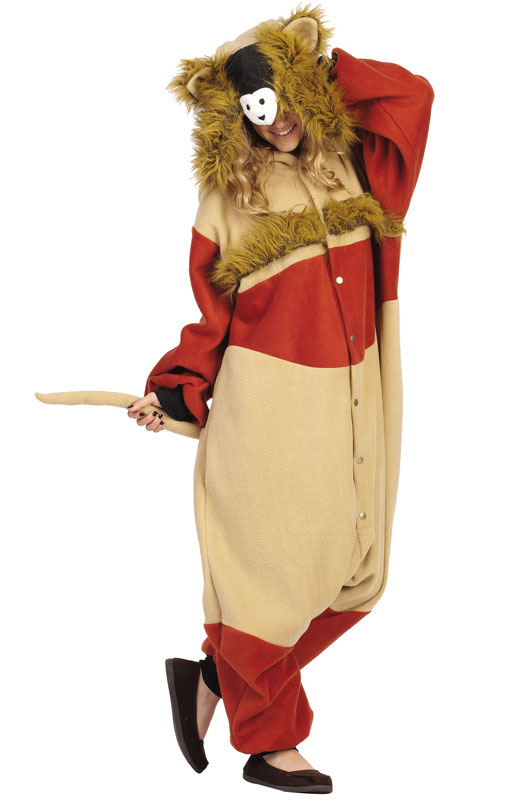 Harley the Hamster Adult Costume