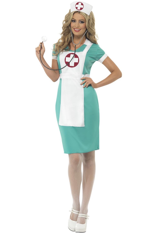 Plus Size Nurse Halloween Costume