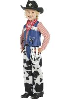 Ropin Cowboy Toddler/Child Costume