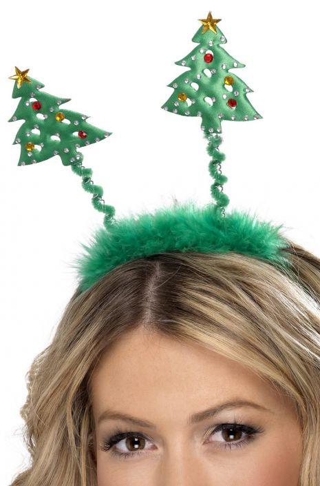Christmas Tree Headband A