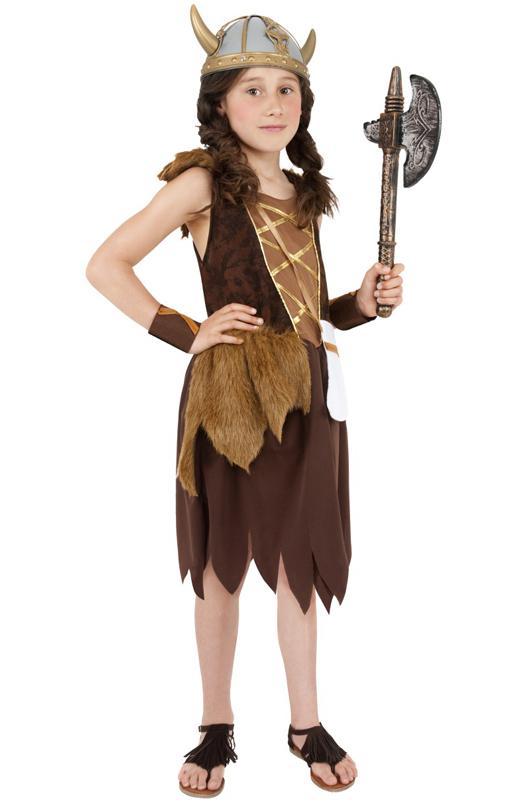 Viking Girl Costume Viking Girl Child Costume