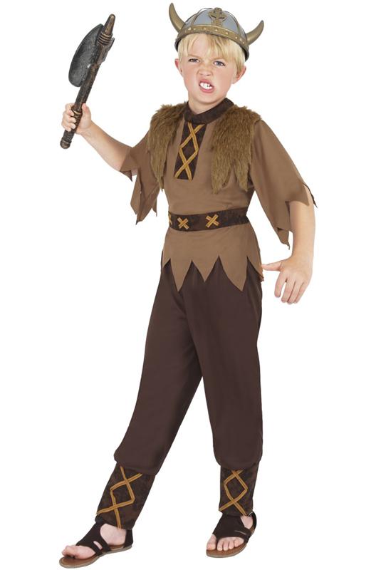 Viking Girl Costume Viking Boy Child Costume