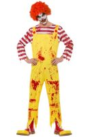 Kreepy Killer Clown Adult Costume