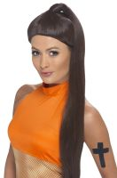 Sporty Power Adult Wig