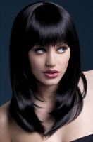 Fever Tanja Wig (Black)