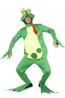 Frog Prince Adult Costume  sc 1 st  Pure Costumes & The Princess and the Frog Costumes - PureCostumes.com