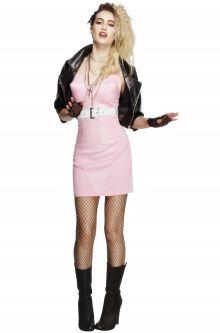 80s Rocker Diva Adult Costume Madonna Gay Pride Fashion