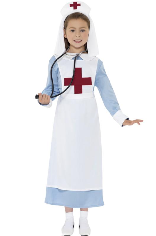 a0d35265dee WW1 Nurse Child Costume
