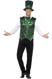 Lucky Lad Adult Costume