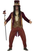 Deluxe Voodoo Witch Doctor Adult Costume