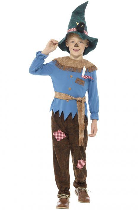 Scarecrow Child Costume