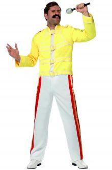 Famous people costumes celebrity diy dress up ideas purecostumes queen freddie mercury adult costume solutioingenieria Choice Image