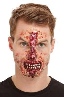 Exposed Nose & Mouth Prosthetic