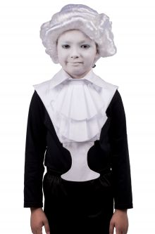 Kids Students School Projects Presentations Colonial Bust Head Child Costume