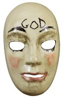 The Purge Anarchy God Mask
