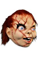 Bride Of Chucky Chucky Mask