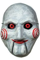 Billy the Puppet Vacuform Mask