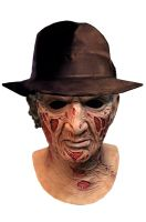 Deluxe Freddy Krueger Mask with Hat
