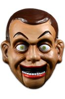 Goosebumps Slappy the Dummy Vacuform Mask