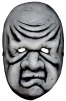 The Twilight Zone Wilfred Harper Mask
