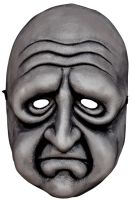 The Twilight Zone Paula Harper Mask