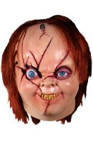 Bride of Chucky Adult Half Mask