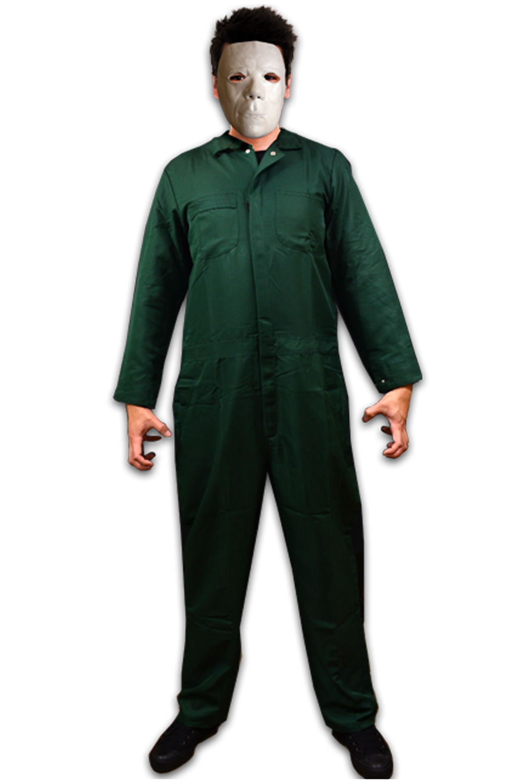 Halloween Michael Myers Costume.Michael Myers Deluxe Adult Costume