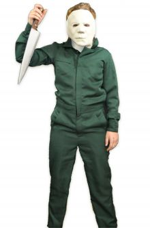 Michael Myers Deluxe Child Costume  sc 1 st  Pure Costumes & Michael Myers Halloween Costumes - PureCostumes.com