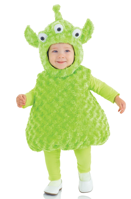 Green Alien Toddler Costume Purecostumes Com