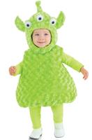 Green Alien Toddler Costume