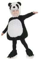 Friendly Panda Toddler Costume