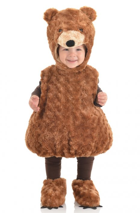 Teddy Bear Toddler Costume  sc 1 st  Pure Costumes & Teddy Bear Toddler Costume - PureCostumes.com