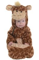 Monkey Bunting  Infant Costume
