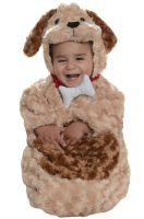 Puppy Bunting Infant Costume