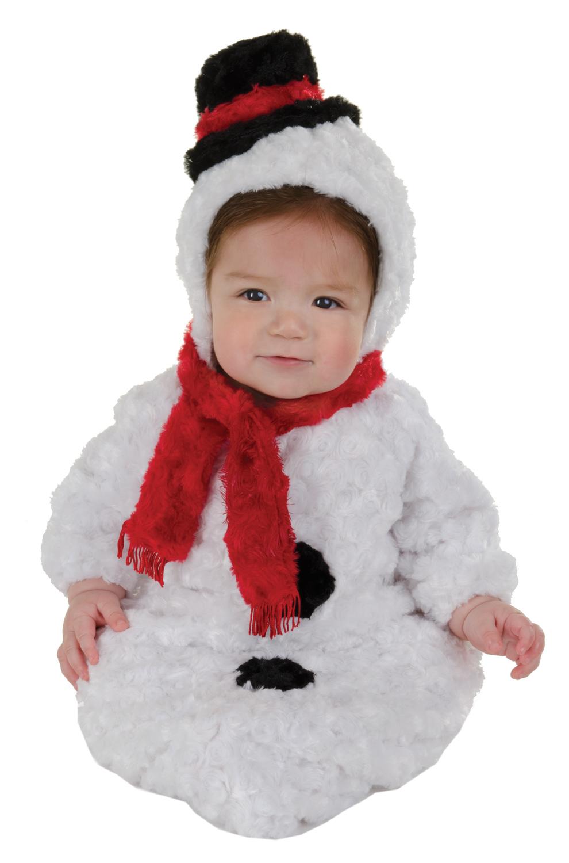 Snowman Bunting Infant Halloween Costume | eBay
