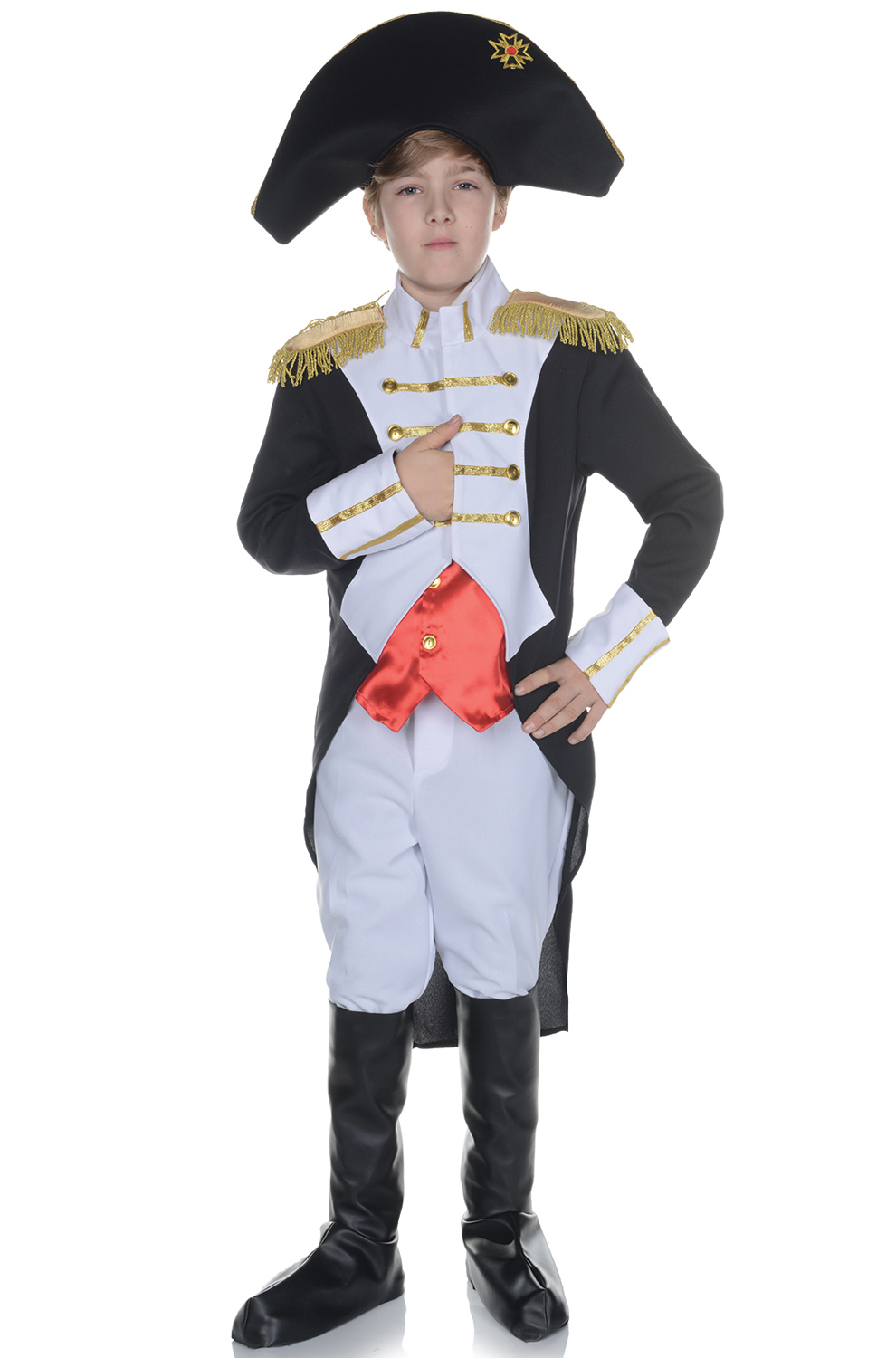Famous people costumes celebrity diy dress up ideas napoleon child costume solutioingenieria Image collections