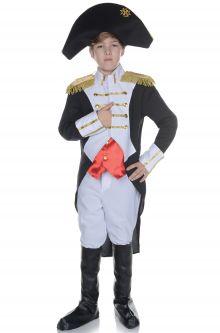 Historical Figures Costumes Napoleon Child Costume