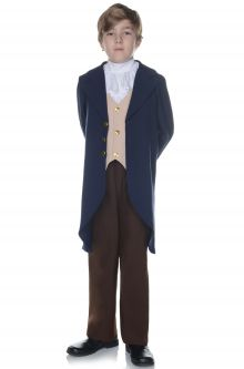Thomas Jefferson Historic Child Costume  sc 1 st  Pure Costumes & President Costumes - PureCostumes.com