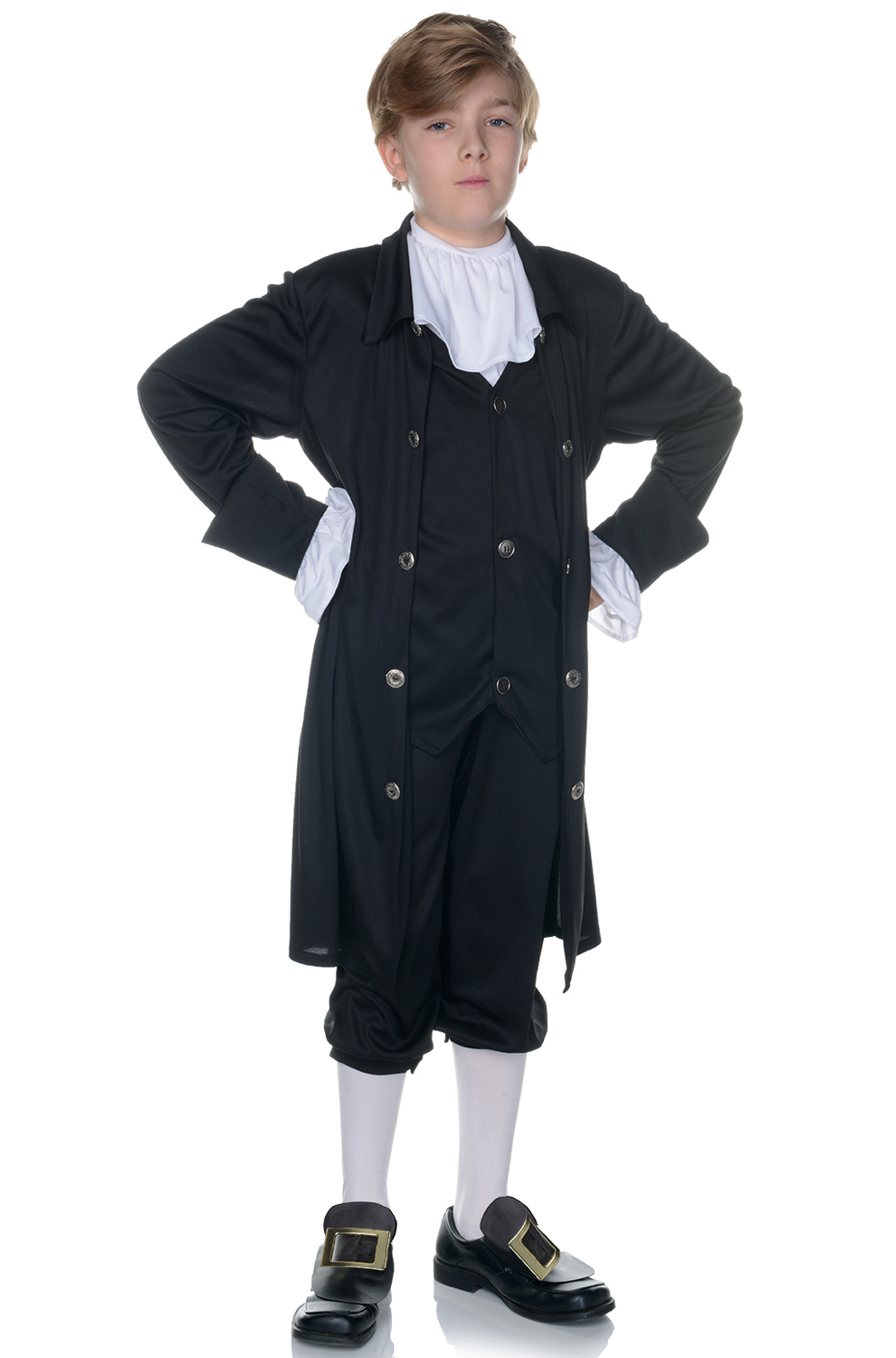 Childrens historical costumes purecostumes john adams child costume solutioingenieria Image collections
