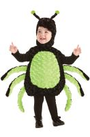 Cuddly Spider Toddler Costume