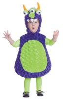 Three Eyed Monster Toddler Costume