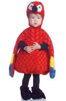 Parrot Toddler Costume