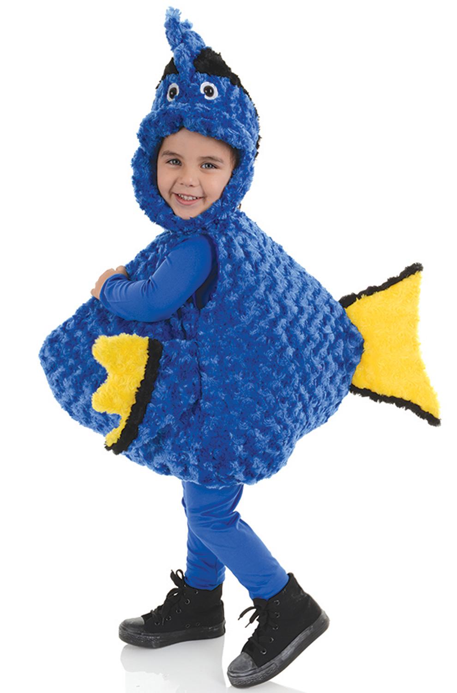 Blue Fish Toddler Costume Purecostumes Com