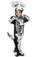 Triceratops Fossil Toddler Costume