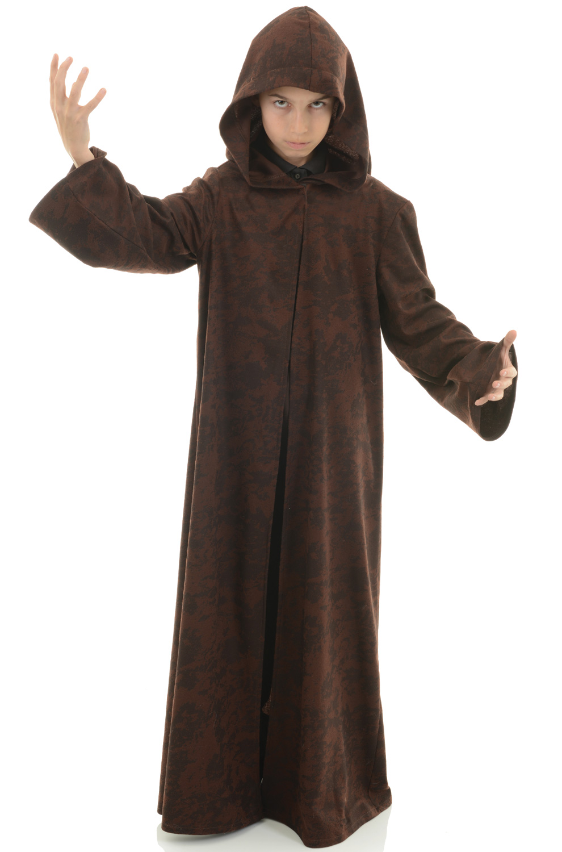 Child Cloak Brown Purecostumes Com